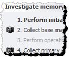 Investigate memory leaks guide