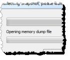 Importing memory dump